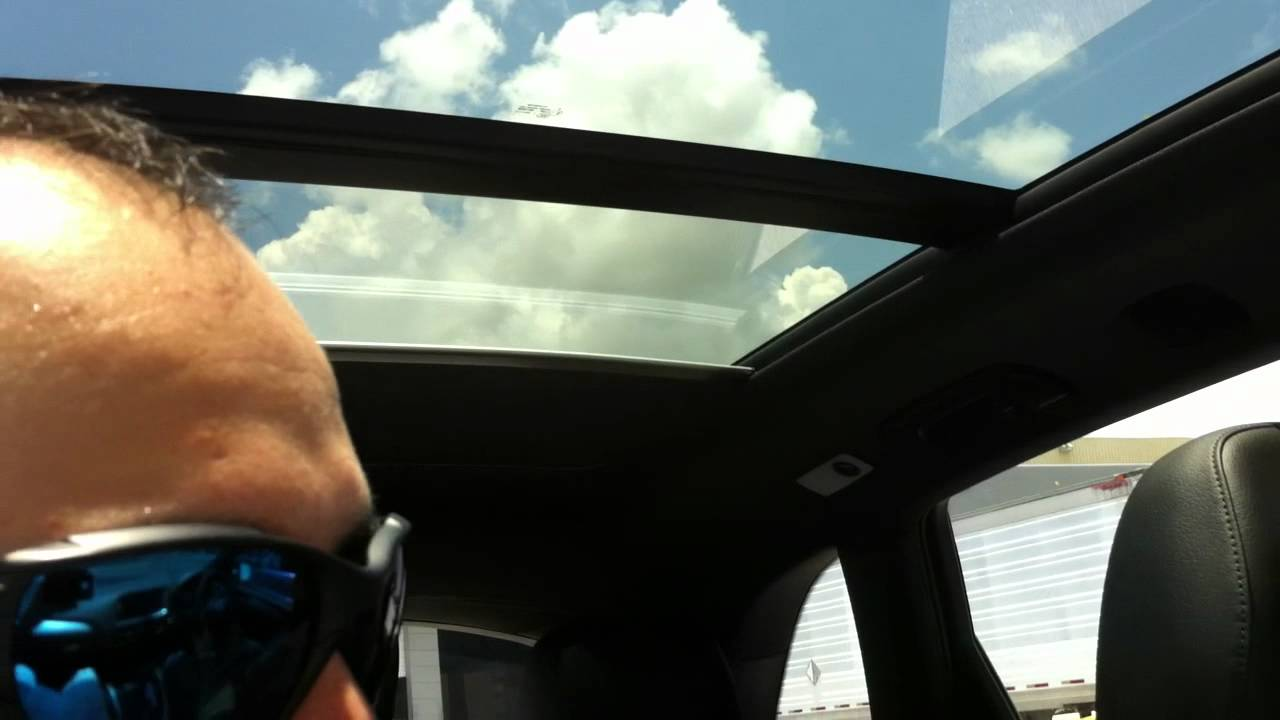 Audi Q5 Panoramic Moonroof Youtube