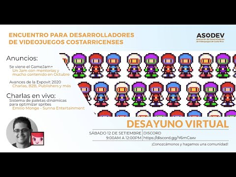 Desayuno Virtual ASODEV- Septiembre