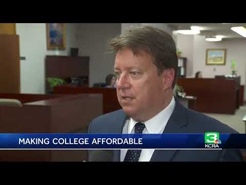 College students, faculty rally at California Capitol against tuition hike