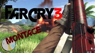far cry 3 montage funny moments epic kills and more
