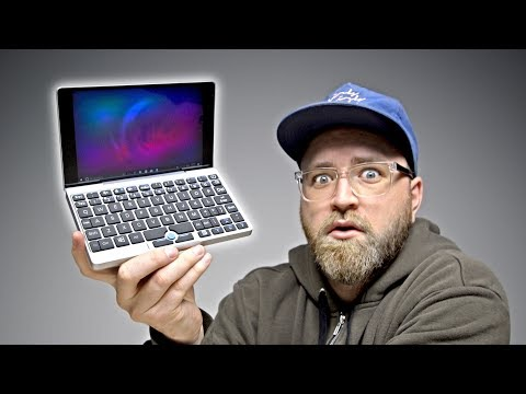 This Tiny Laptop Raised $3.5 Million Dollars...