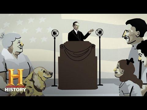 Drawn History: Calvin Coolidge | History