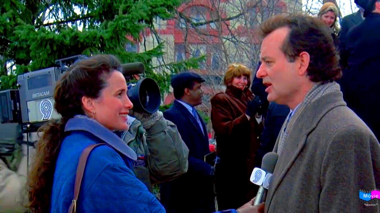 Groundhog Day Movie Quotes Groundhog Day 1993  Yeah They're Hicks Rita  Youtube