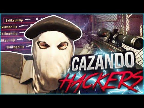 EL HACKER QUE SOLO MIRA A TRAVÉS DE LA PARED | CAZANDO HACKERS EN CS:GO #105