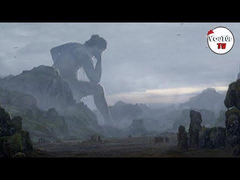 7 Lần Nhìn Thấy Người Khổng Lồ Ngoài đời Thật