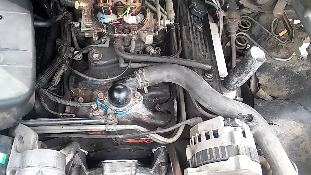 1979 mercruiser 5 0 engine diagram 1991 chevy caprice 305 v8 water pump installation youtube  1991 chevy caprice 305 v8 water pump installation youtube