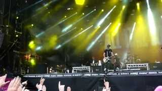 All Time Low, Heroes HD, live Rock am Ring '13, 09.06.2013
