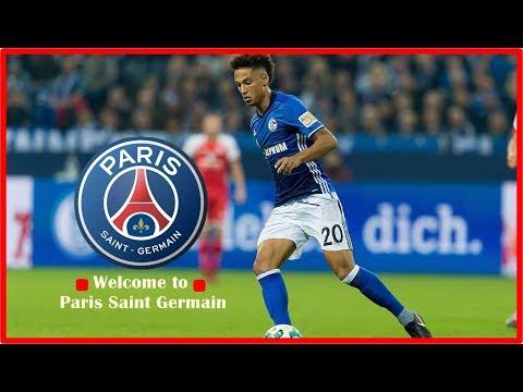 Maillot THIRD Paris Saint-Germain Thilo KEHRER