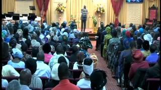 Pastor Kumuyi corrects USA Church according to Linda's Message