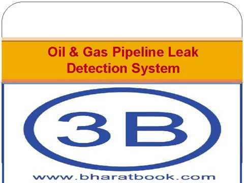 Oil Gas Pipeline Leak Detection System