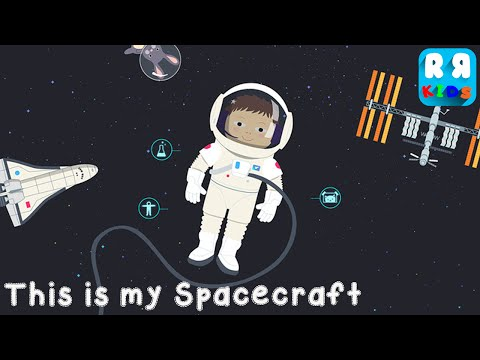 This is my Spacecraft – Rocket Science for Kids (By urbn; pockets) - iOS / Android - Gameplay Video