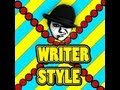The Laughing Lounge | Writer Style (Gangnam Style Parody)