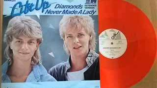 Lift Up   Diamonds never made a lady 12inch Extended Version