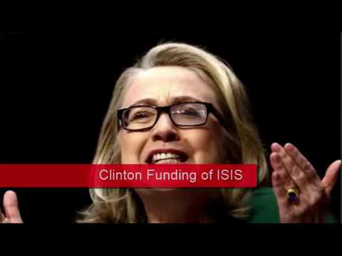 Hillary Clinton's Key Financing of ISIS - U.S. Army Counter-Terror Officer Testifies