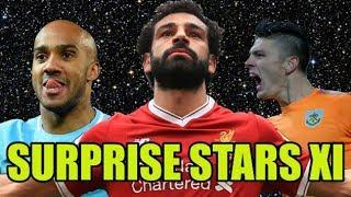 Surprise Premier League Stars Of The Season XI