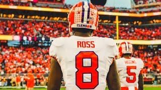 The Next Great WR in College Football || Clemson WR Justyn Ross 2018 Highlights ᴴᴰ