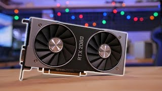 GAME TESTING the $350 RTX 2060!