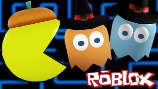 événement PacBlox Halloween | Roblox