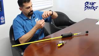 Dixie Divers DxDiver Automatic Pole Spear Spearfishing Scuba Freediving