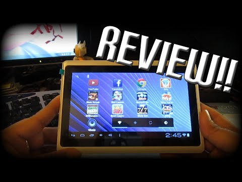 "Chromo Inc 7"", 4.1 Jelly Bean, Wifi, 4GB Tablet Review"