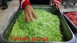 #vegetablesBEĞENİ REKORU KIRAN FIRINDA PIRASA TARİFİ