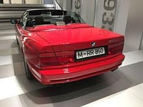 Die Entwicklung des BMW e31 (850i 840ci 850Csi) - Promo 1990