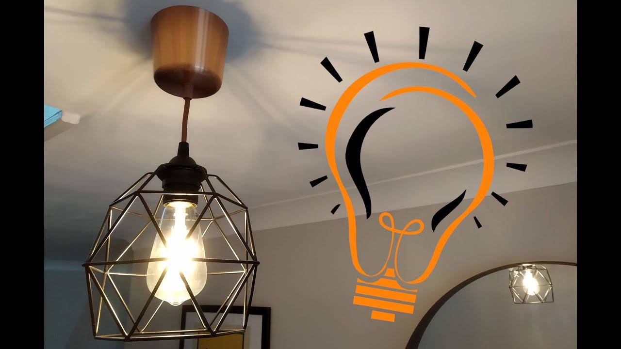 Hemma a IKEA Install Light Fitting QrxsthCBd