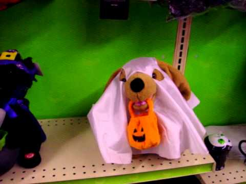 Singing Halloween Animals