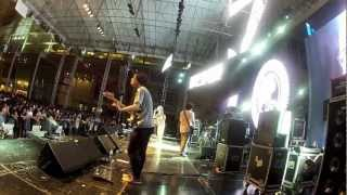 Scrubb live in Melody Of Life #7 @ Central World