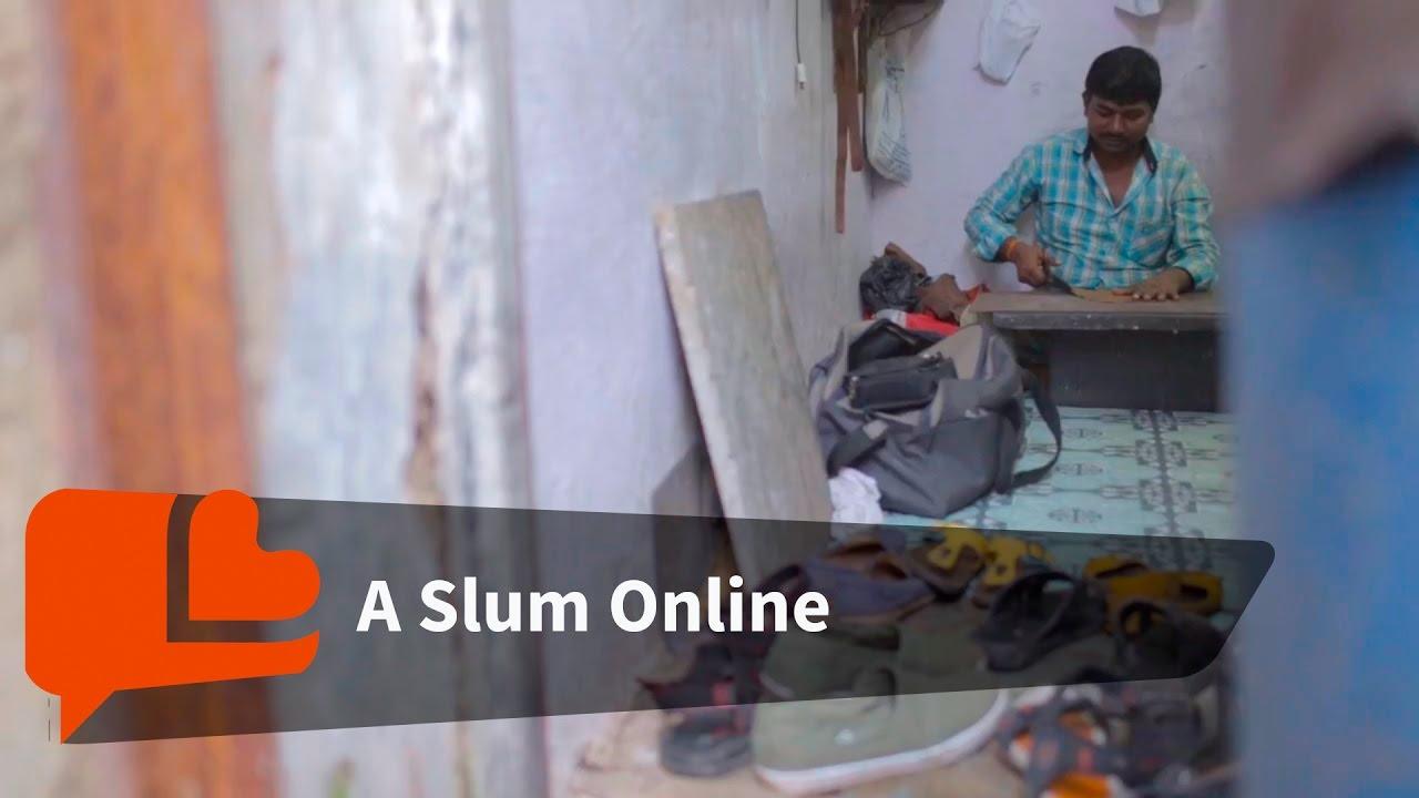 Online Shopping from Dharavi Market, Mumbai, India