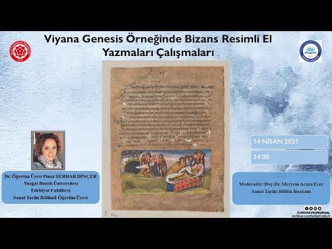 Viyana Genesis Örneğinde Bizans Resimli El Yazmaları Çalışmaları