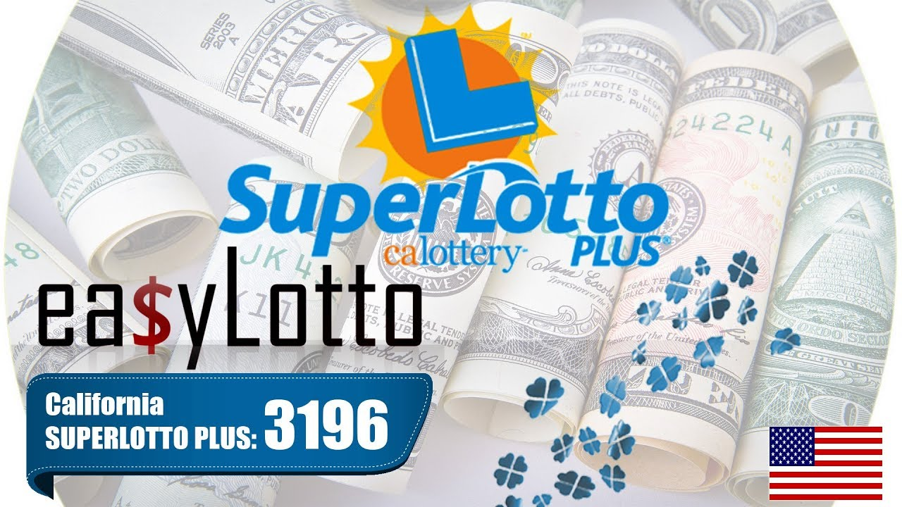 SUPERLOTTO PLUS winning numbers Nov 18 2017