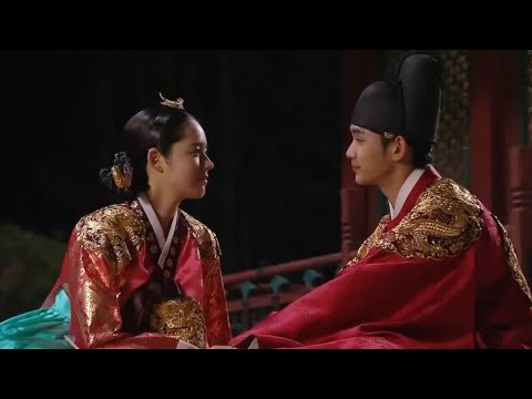 Moon Embracing the Sun ♥ Romantic Moments in One Song