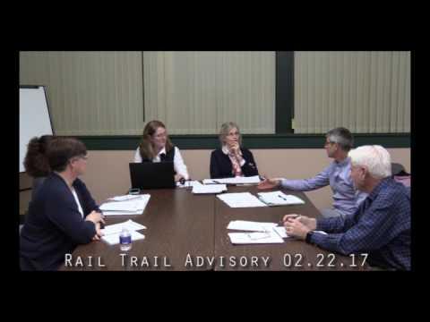 Rail Trail Advisory 02.22.17
