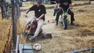 Minibike Soccer