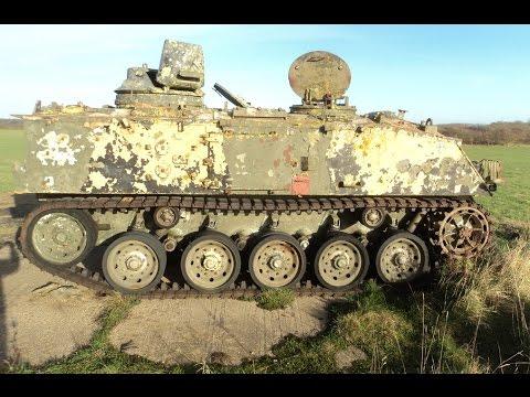 Заброшенный военный арсенал