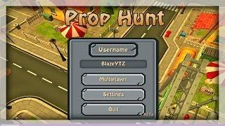 Let's Play Prop Hunt #1  (IPad Gameplay)