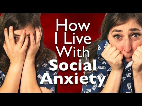 Living with Social Anxiety  Mayim Bialik