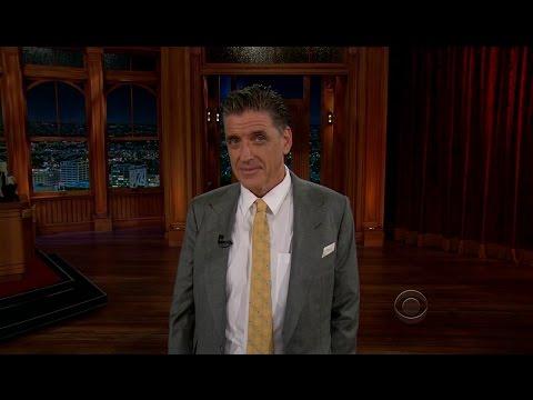 Late Late Show with Craig Ferguson 9/26/2012 Jim Parsons, Dispatch