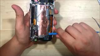 HTC One M8 Disassembly - Screen Replacement Part 1