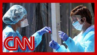 US surpasses 150,000 Covid-19 deaths