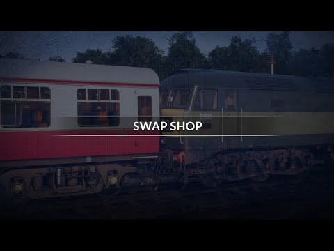 TSW WSR Swap Shop Class 52 |