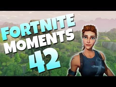ULTRA RARE GLITCH OR A NEW HACK? YOU DECIDE | Fortnite Daily Funny and WTF Moments Ep. 42