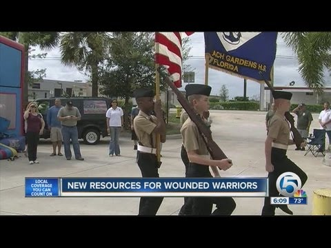 Wounded Warriors of South Florida opens new facility in Palm Beach County