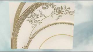 Vera Wang Bone China Wedding Dinnerware Sets - Showcase