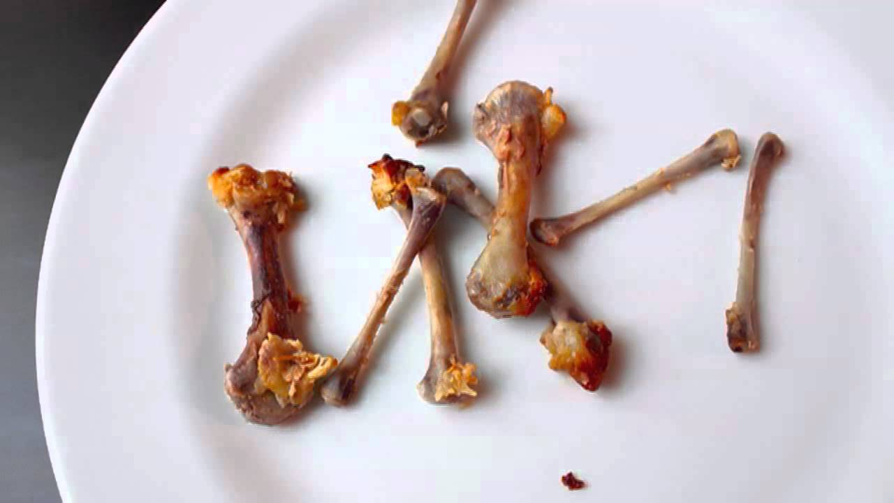 2012 Chicken Wing Bone Super Bowl Prediction