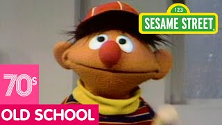 Sesame Street: Ernie Plays Baseball
