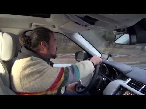 Range Rover Sport, поездка в Крым.Моторы выпуск 171