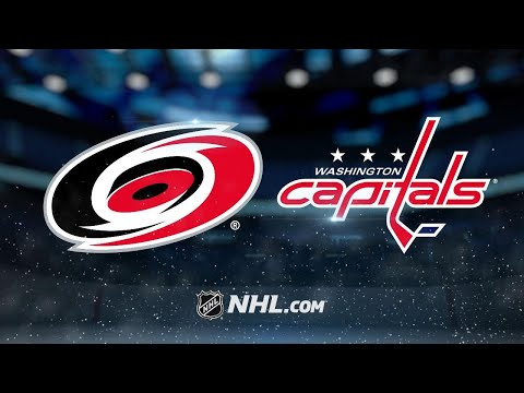 Balanced attack leads Hurricanes past Capitals, 4-1