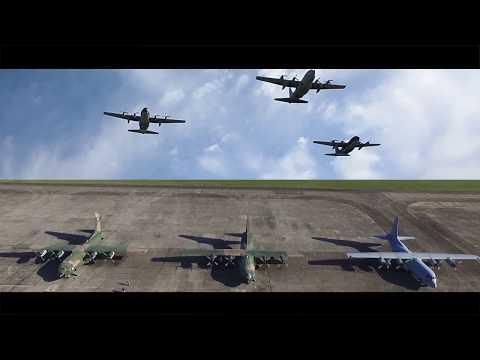Video Institucional de la Fuerza Aérea Argentina - 2017